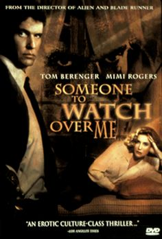 Someone to Watch Over Me (1987) ~ Watched this again tonight...such a heart wrenching, yet wonderful movie.