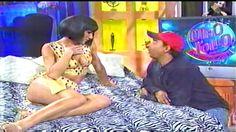 Actriz Porno (Julia Taylor) en Otro Rollo. [Entrevista]