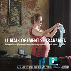 Le mal-logement se transmet - Campagne de sensibilisation 2015 de la Fondation Abbé Pierre