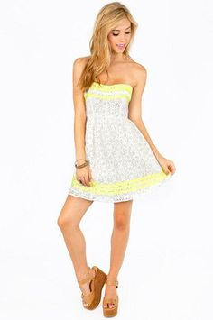 Lacey Intentions Dress