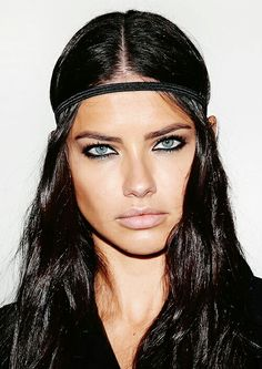 8a06f02f6e66 Pin for Later  Adriana Lima Walked 2 Huge Runways at Milan Fashion Week