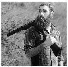 A bearded wonder