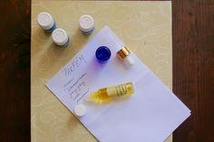 Olejový parfém unisex TMA - Kosmetika hrou Perfume, Organic Beauty, Unisex, Triangle, Alcohol, Fragrance