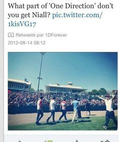 I love you niall...