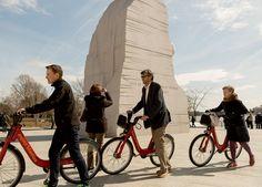 Bike Washington, DC  http://www.bicycling.com/bike-friendly-cities/bike-washington-dc