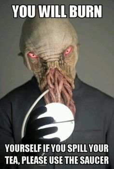 Such a polite Ood