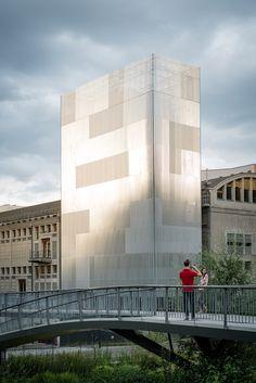 ArchitecturePasteBook.co.uk (Edifício Voltaire da Université Paris - Diderot,...)