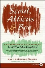 Scout, Atticus and Boo.  Read review @ http://wp.me/p4DMf0-Q3