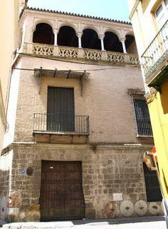 Casa de los Pinelo. Calle Abades