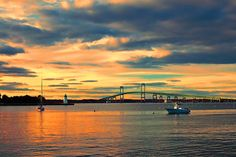 Newport, Rhode Island. I've been to 20+ states, and this is by far my favorite!