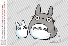 Ghibli Totoro - Totoro Chibi Wall Art Applique Sticker http://www.artfire.com/ext/shop/product_view/carl895/6597294/ghibli_totoro_-_totoro_chibi_wall_art_applique_sticker/handmade/housewares/wall_decor/vinyl