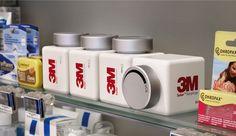 The 3M Volume-Down Ear Plugs — The Dieline - Branding & Packaging Design