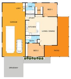 Yarra 2TF - Site 277 Floor Plan