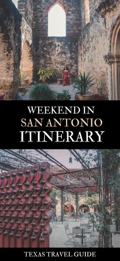 Weekend In San Antonio Itinerary Places To Travel, Places To Go, Travel Destinations, Canada Travel, Travel Usa, San Antonio Things To Do, San Antonio Vacation, San Antonio Missions, San Antonio Riverwalk