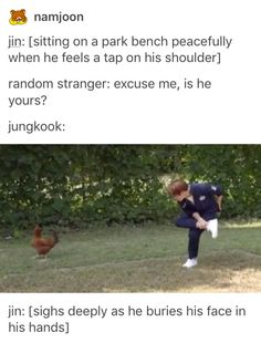 Jin/mother problems