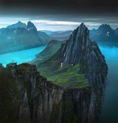 Senja, Norwegia.