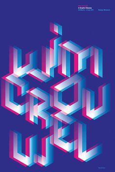 Wim Crouwel, A Graphic Odyssey — Pidgeon