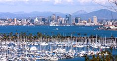 Take San Diego's 59-mile scenic Drive. About three hours, if you don't take too many stops. http://www.sandiego.org/articles/tours-sightseeing/san-diegos-59-mile-scenic-drive.aspx  Photo: Point Loma offers beautiful views of the Pacific Ocean and San Diego's skyline.