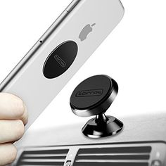 TORRAS Magnetic Car Mount Holder, Universal 360° Rotation Car Phone Holder, Dashboard Mount, Cell Phone Car Cradle for Phones, GPS or Light Tablets, iPhone X / 8 / 7 / 6 / 5 Galaxy S7 / S6  https://topcellulardeals.com/product/torras-magnetic-car-mount-holder-universal-360-rotation-car-phone-holder-dashboard-mount-cell-phone-car-cradle-for-phones-gps-or-light-tablets-iphone-x-8-7-6-5-galaxy-s7-s6/  Widely Applicability:This magnet car phone holder can bear the devices weight
