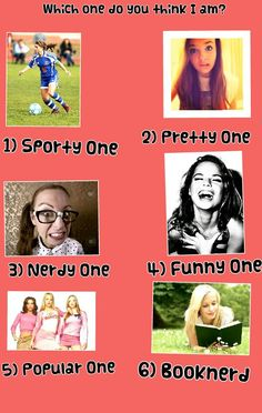 Comment please! And comment what you think your BFF is! You can pick more than one! @Moravator12 I think your the book nerd!