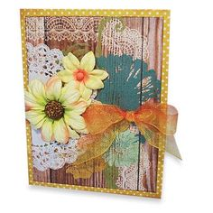 Floral Card by Tombow®