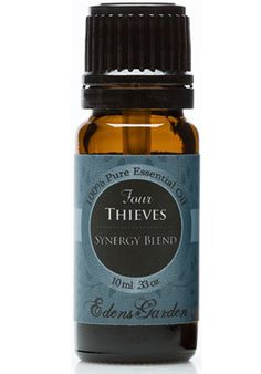 1. Four Thieves Synergy Blend Essential Oil-Best Home Fragrances