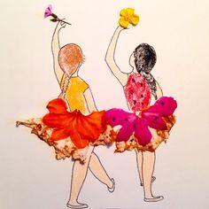 #inspiration #floral #inspirationfloral #flower #drawing #painting #sketch #illustration #creative #imagination #art #artwork #girls #pastel #vancouver #facethefoliage