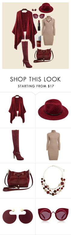 """""""Class Act"""" by kimpurrfect on Polyvore featuring Nine West, Rumour London, M&Co, Erica Lyons, Marni, House of Holland and NARS Cosmetics"""