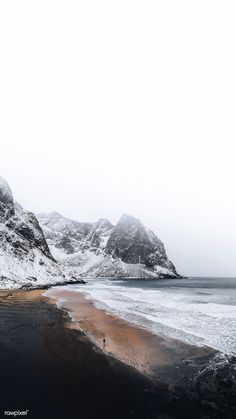 Landscape Photography, Nature Photography, Travel Photography, Iceland Wallpaper, Places To Travel, Places To Go, Lofoten Islands Norway, Norway Landscape, Norway Winter
