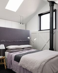 50 shades of gray bedroom / sharedesign