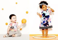 River Island launches first babywear 'Mini' collection: PICTURES
