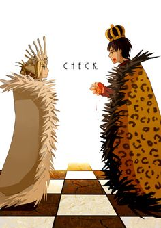 Chess Plays (Attack on Titan)