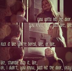 I loved this!  Especially when Neal came along and immediately recognized this as a trick he had taught Emma.