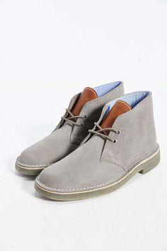 Clarks X Herschel Supply Co. Suede Desert Boot