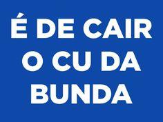 25 expressões que comprovam que o brasileiro é cismado com cu Text Memes, Message In A Bottle, Funny Tattoos, Just Kidding, Texts, Haha, Poems, Messages, Thoughts