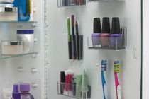 32 Best Space Saving Storage Solutions For Your Rv Camper , There are several techniques to choose the ideal storage solution for you needs. It is very important to choose the storage that completely match all . Small Space Solutions, Storage Solutions, Storage Hacks, Makeup Storage, Closet Solutions, Cosmetic Storage, Bathroom Organization, Bathroom Storage, Organization Ideas