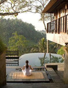 Kamandalu, Ubud, Bali, Indonesia.