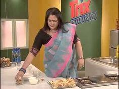 Alpana Habib's Recipe: Kunafa - YouTube