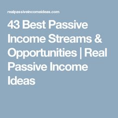 Passive income streams for artists