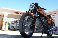 Bevel Heaven - 1973 Ducati 750 Sport