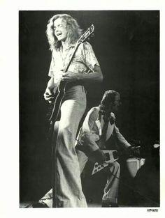 Wishbone Ash (Ted Turner & Andy Powell)