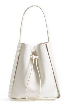 3.1 Phillip Lim 'Large Soleil' Leather Bucket Bag: