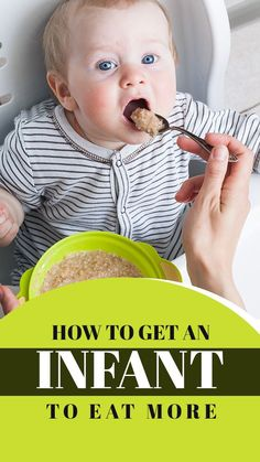 Almost every mother worries about whether or not her little one is eating enough. And, this concern grows more so when the baby starts having solid foods. Sleep Schedule, Feeling Hungry, Baby Led Weaning, Baby Hacks, Healthy Kids, Newborns, Baby Food Recipes, Breastfeeding, New Baby Products