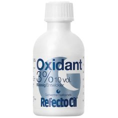 Refectocil Eyelash and Eyebrow LIQUID OXIDANT,  3%, 10 Volumetric, 50ml. These are on sale in Livshop!