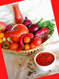 Ketchup de casa Ketchup, Allrecipes, Pizza, Vegetables, Homemade Food, Home, Canning, Vegetable Recipes, Veggie Food