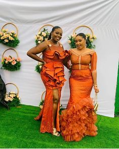Nigerian Lace Styles Dress, Lace Gown Styles, African Lace Dresses, African Fashion Dresses, Nigerian Bride, Aso Ebi Styles, Traditional Fashion, African Attire, African Beauty