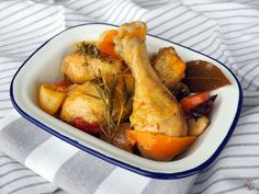 Muslos de pollo en escabeche | Cocina