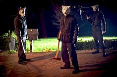"""You're Next"" Drops a Terrifying Axe Clip"