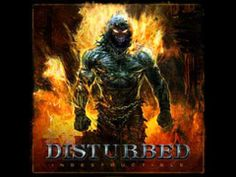 Band: Disturbed  Album: Indestructible  Year: 2008  Tracks:  1. Indestructible 0:00  2. Inside The Fire 4:37  3. Deceiver 8:28  4. The Night 12:18  5. Perfect Insanity 17:04  6. Haunted 21:00  7. Enough 25:43  8. The Curse 30:03  9. Torn 33:27  10. Criminal 37:35  11. Divide 41:52  12. Façade 45:29