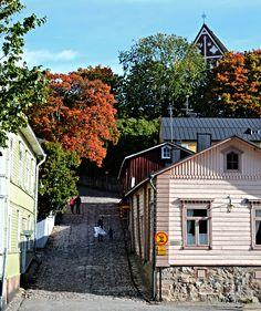 LUCY needs ADVENTURE: Finland, Porvoo